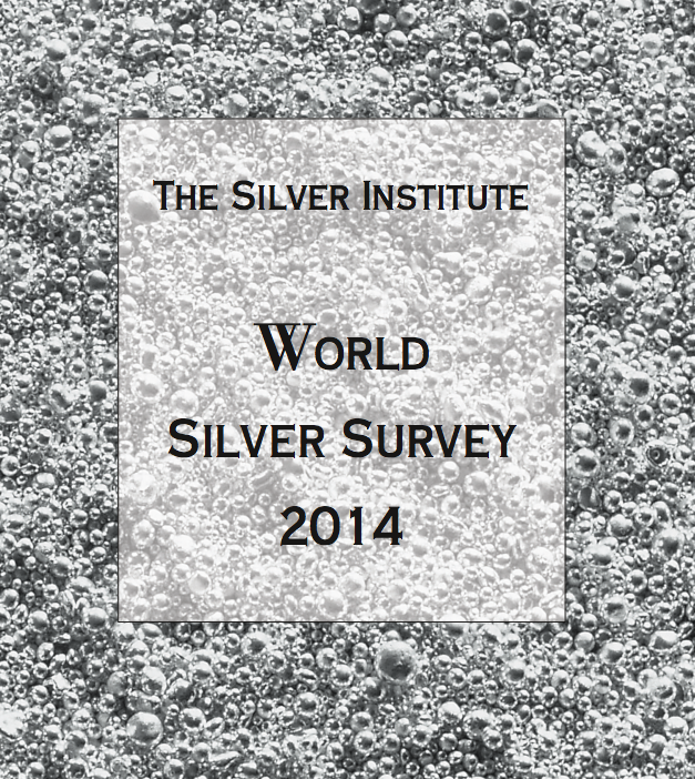 2014 Silver Survey cover